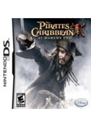 Pirates of the Caribbean: At Worlds End (Nintendo DS)