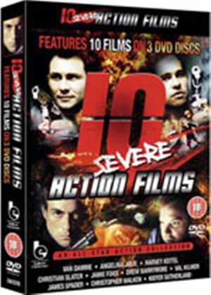 Severe Action Box Set - Timecop / Without Evidence / Crime Spree / Pursued / Shadow of Fear / Gun Crazy / Hard Cash / Shade / McBain / Ground Control