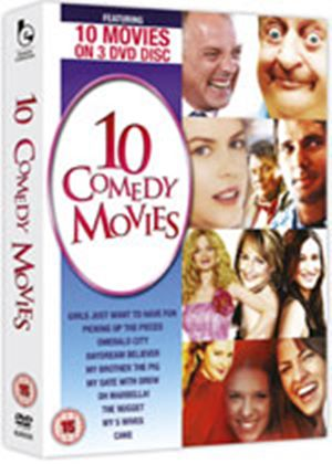 Comedy Collection Box Set - Oh Marbella / Cake / My Date With Drew / My Brother The Pig / Girls Just Want To Have Fun / Emerald City / My Five Wives / Picking Up The Pieces / Daydream Believer