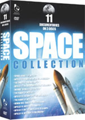 Space Box Set Collection - 11 Documentaries
