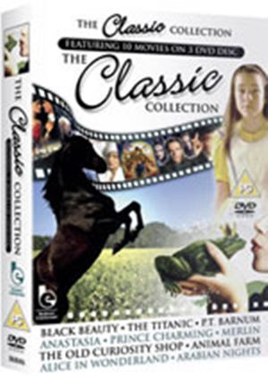 Classic Tales Box Set Collection - Alice in Wonderland / Merlin / Animal Farm / Prince Charming... And More!