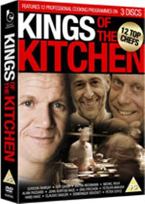 Kings Of The Kitchen Documentary Box Set