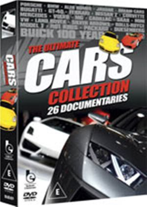 The Ultimate Car Collection Box Set