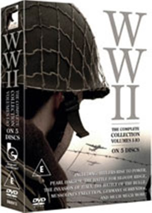 World War 2  Documentary Box Set - 10 Documentaries