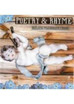 Helen McCookery Book - Poetry And Rhyme (Music CD)