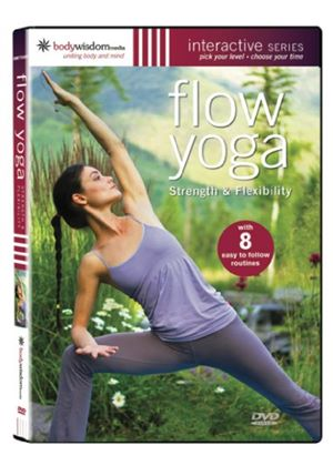 Flow Yoga - Strength & Flexibility [DVD]