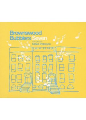 Various Artists - Gilles Peterson Presents Brownswood Bubblers Seven (Music CD)