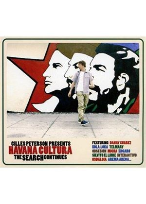 Giles Peterson's Havana Cultura Band - Havana Cultura (The Search Continues) (Music CD)