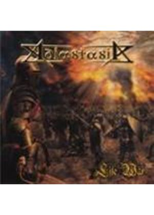 Adiastasia - Life War [Digipak] (Music CD)