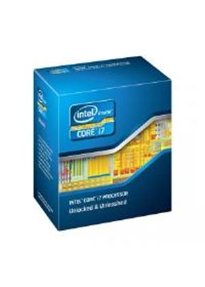 Intel Core i7 (3770K) 3.5GHz Quad Core Processor 8MB L3 Cache 5GT/s Bus Speed (Boxed)