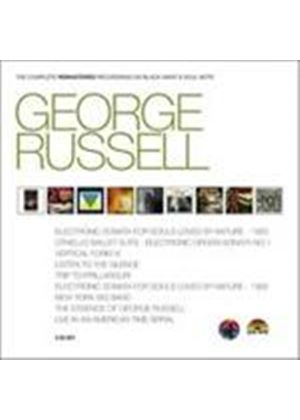 George Russell - Complete Remastered Recordings On Black Saint And Soul Note, The (Music CD)