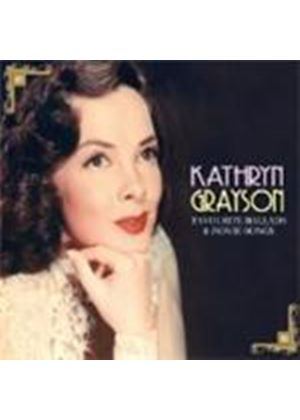 Kathryn Grayson - Favourite Ballads And Movie Songs