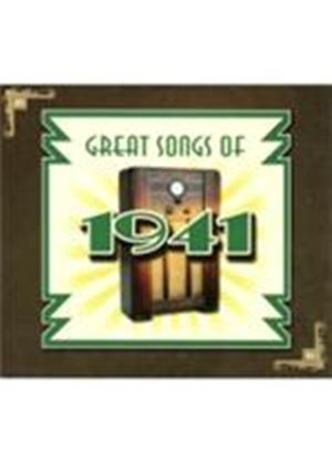 Various Artists - Great Songs Of 1941 (Music CD)