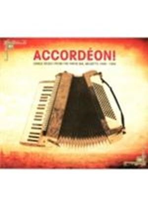 Various Artists - Accordeon (Dance Music From The Paris Bal Musette) (Music CD)