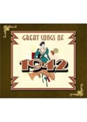 Various Artists - Great Songs Of 1942 (Music CD)