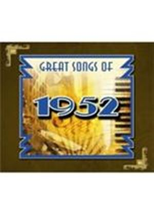 Various Artists - Great Songs Of 1952 (Music CD)