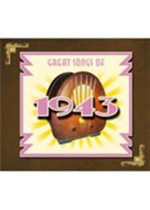 Various Artists - Great Songs Of 1943 (Music CD)