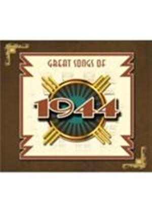 Various Artists - Great Songs Of 1944 (Music CD)