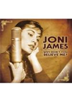 Joni James - Why Don't You Believe Me (Music CD)