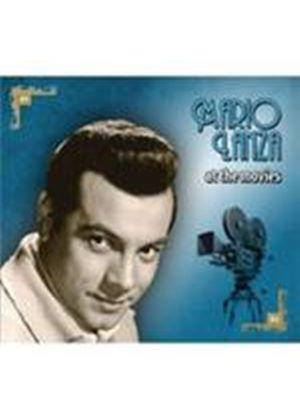 Mario Lanza - At The Movies (Original Recordings 1949-1959) (Music CD)