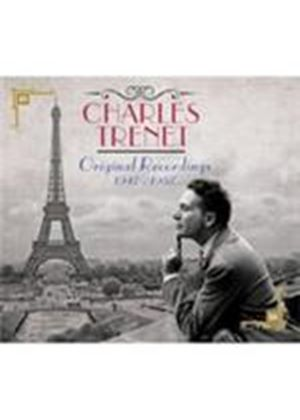 Charles Trenet - Original Recordings 1947-1957 (Music CD)