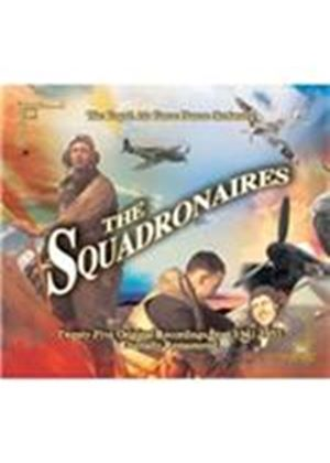 Royal Air Force Dance Orchestra - Squadronaires (Music CD)