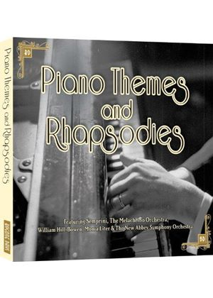 Melachrino Orchestra - Piano Themes & Rhapsodies (Music CD)