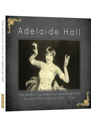 Adelaide Hall - The Enduring Charm Of Adelaide HallOriginal Recordings 1927 – 1944 (Music CD)