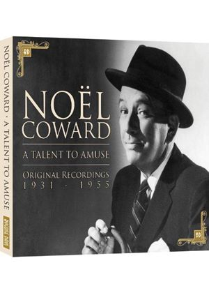 Noël Coward - A Talent To AmuseOriginal Recordings 1931 –1955 (Music CD)
