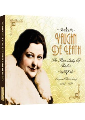 Vaughn DeLeath - Vaughn De Leath (Original Recordings 1925-1929) (Music CD)