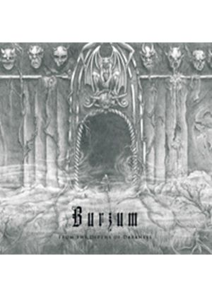 Burzum - From the Depths of Darkness (Music CD)