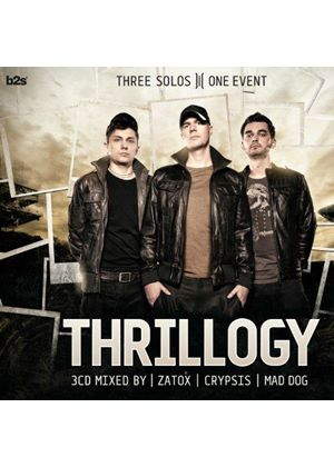 Crypsis - Thrillogy 2012 (Music CD)