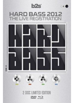 Various Artists - Hard Bass 2012 - The Live Registration (Music CD)