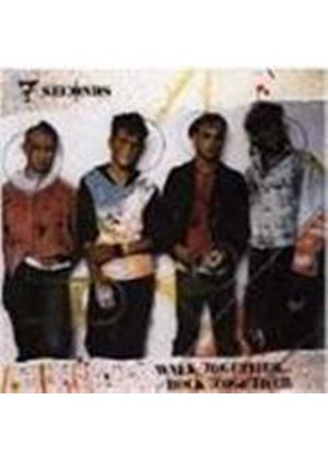 7 Seconds - Walk Together (Music Cd)