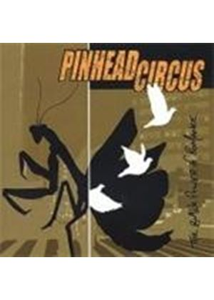 Pinhead Circus - Black Power Of Romance (Music Cd)