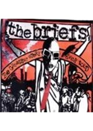 The Briefs - The Greatest Story Ever Told [CD + Bonus DVD]