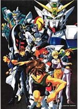 Gundam Wing Vol.2 - Anime Legends