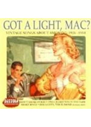 Various Artists - Got A Light  Mac  (Music Cd)