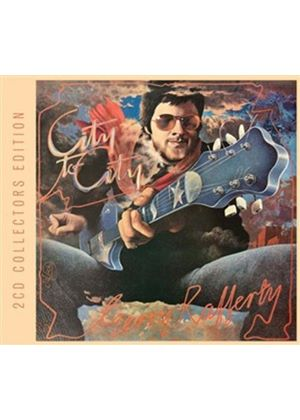 Gerry Rafferty - City To City (Remastered Collector's 2 CD Edition) (Music CD)