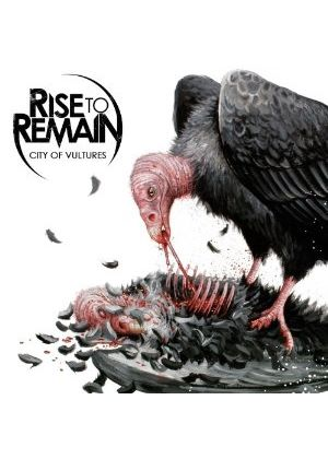 Rise To Remain - City Of Vultures (Music CD)