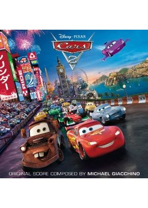 Soundtrack - Cars 2 (Original Soundtrack) (Music CD)