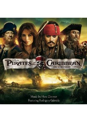 Various Artists - Pirates Of The Caribbean - On Stranger Tides (Music CD)