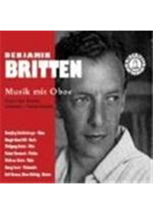 Britten: Chamber Works with oboe