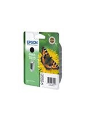 Epson T015 - Print cartridge - 1 x pigmented black - 350 pages