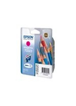 Epson T0323 - Print cartridge - 1 x pigmented magenta - 420 pages