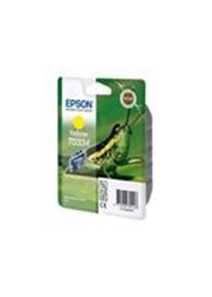 Epson T0334 - Print cartridge - 1 x yellow - 440 pages
