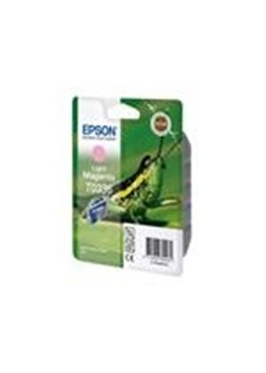 Epson T0336 - Print cartridge - 1 x light magenta - 440 pages