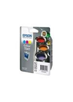 Epson T041 - Print cartridge - 1 x color (cyan, magenta, yellow) - 300 pages