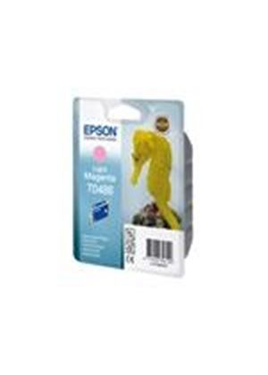 Epson T0486 - Print cartridge - 1 x light magenta - 430 pages