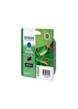 Epson T0549 - Print cartridge - 1 x pigmented blue - 400 pages